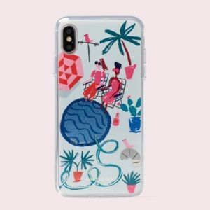 kate spade Rooftop Stunning iPhone XS/X Case